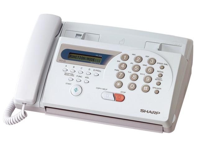 เครื่องโทรสาร